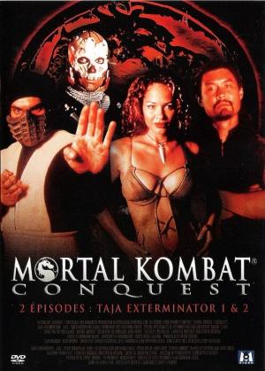 Mortal Kombat: Conquest 1378x1925
