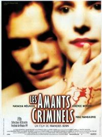 Les amants criminels poster