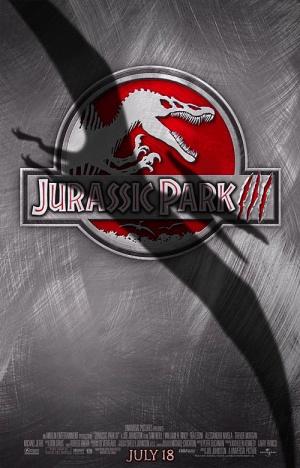 Jurassic Park III 500x780