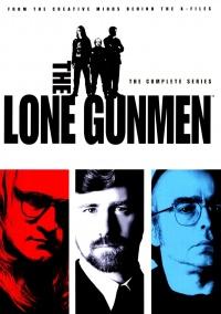 The Lone Gunmen poster