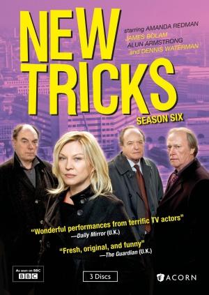 New Tricks - Die Krimispezialisten 1817x2560
