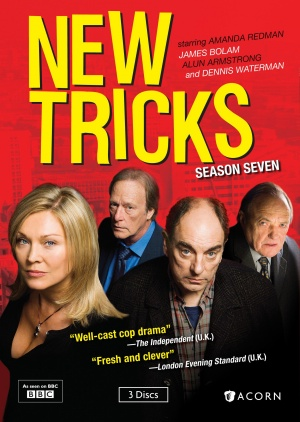 New Tricks - Die Krimispezialisten 1606x2260