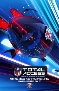 NFL Total Access poster