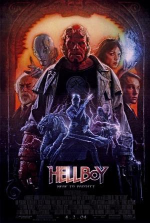 Hellboy 580x865