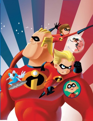 The Incredibles 2088x2700