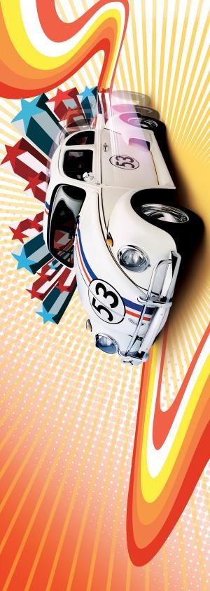 Herbie Fully Loaded - Ein toller Käfer startet durch 1778x5000
