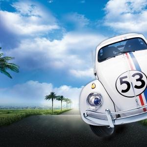 Herbie Fully Loaded - Ein toller Käfer startet durch 5000x5000