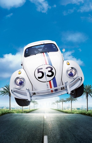 Herbie Fully Loaded - Ein toller Käfer startet durch 3214x5000