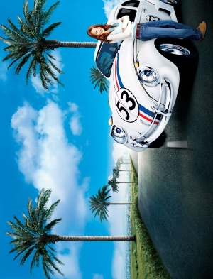 Herbie Fully Loaded Key art