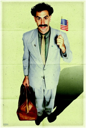 Borat: Cultural Learnings of America for Make Benefit Glorious Nation of Kazakhstan 2007x3000