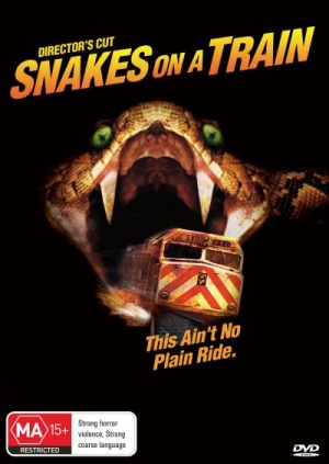 Snakes on a Train 400x564