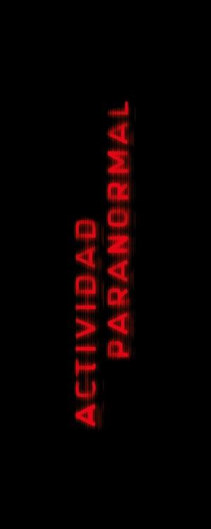 Paranormal Activity 2000x5000
