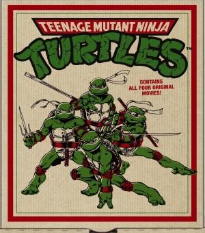 Teenage Mutant Ninja Turtles 1764x1997