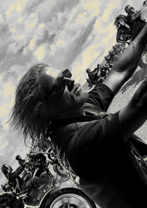 Sons of Anarchy 3526x5000