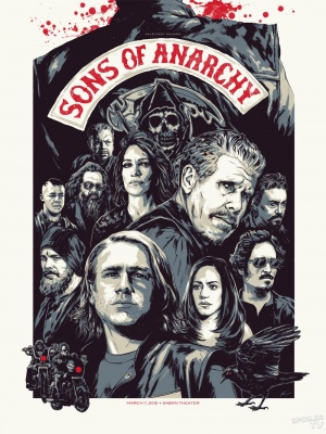 Sons of Anarchy 1000x1333