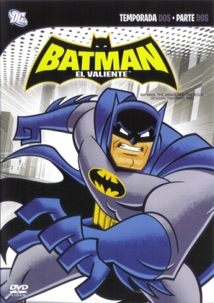Batman: The Brave and the Bold 383x542