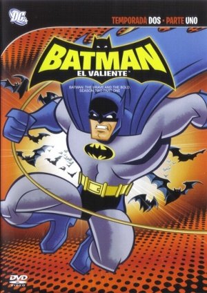 Batman: The Brave and the Bold 383x541