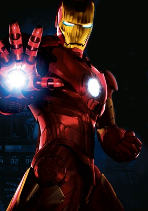 Iron Man 2519x3600
