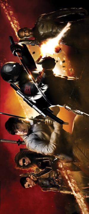 G.I. Joe: The Rise of Cobra 2038x4900