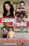 Strikeforce: Carano vs. Cyborg poster