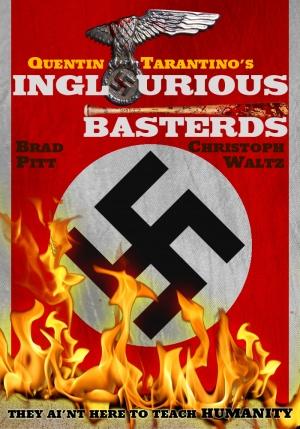 Inglourious Basterds 700x1000
