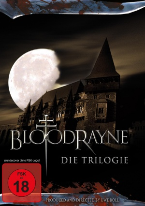 BloodRayne: The Third Reich 1522x2162