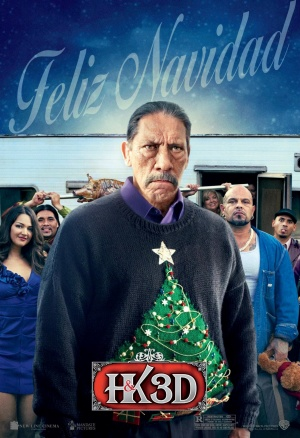 A Very Harold & Kumar 3D Christmas 1403x2048