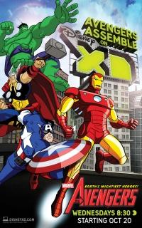 Die Avengers - Die mächtigsten Helden der Welt poster