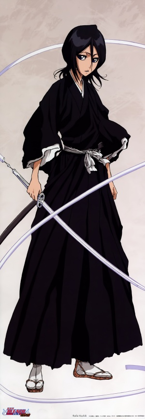 Gekijouban Bleach: Jigokuhen 1739x5000