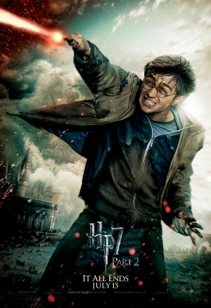 Harry Potter and the Deathly Hallows: Part 2 2465x3600