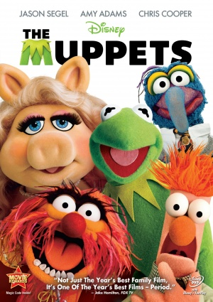 The Muppets 1535x2175