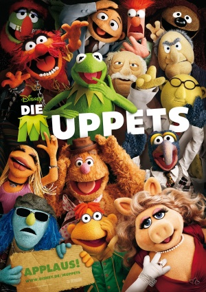 The Muppets 2481x3508