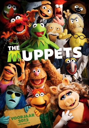 The Muppets 936x1337