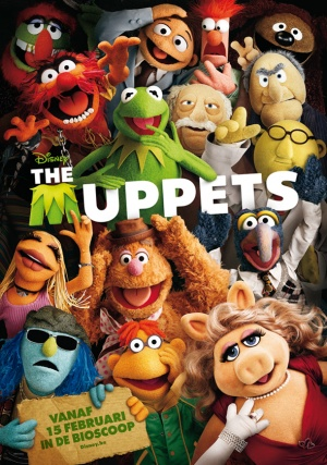 The Muppets 590x839