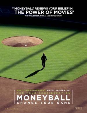 Moneyball 700x905