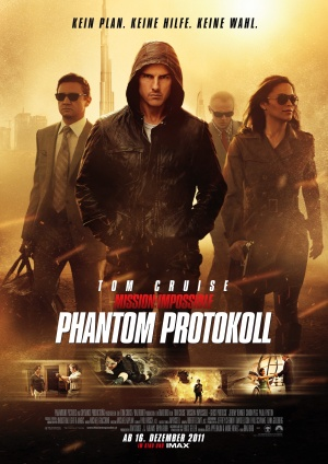 Mission: Impossible - Ghost Protocol 3508x4961