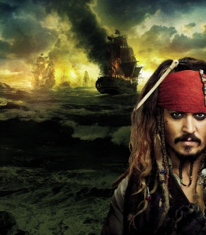 Pirates of the Caribbean: On Stranger Tides 1981x2261