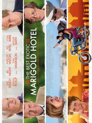 The Best Exotic Marigold Hotel 3543x4724