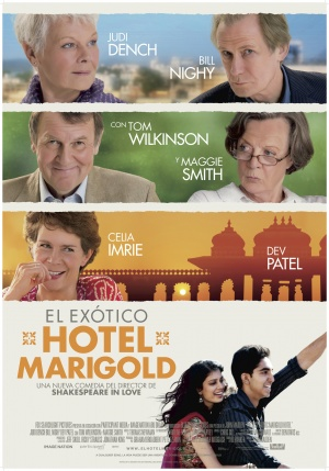 The Best Exotic Marigold Hotel 2067x2957