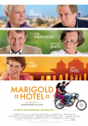 The Best Exotic Marigold Hotel 3471x5000