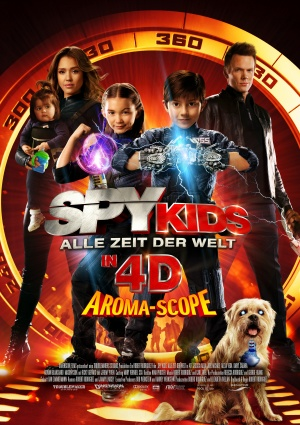 Spy Kids 4: All the Time in the World 2480x3511