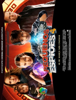 Spy Kids 4: All the Time in the World 1026x1340