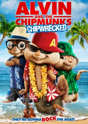 Alvin and the Chipmunks: Chipwrecked 1539x2160