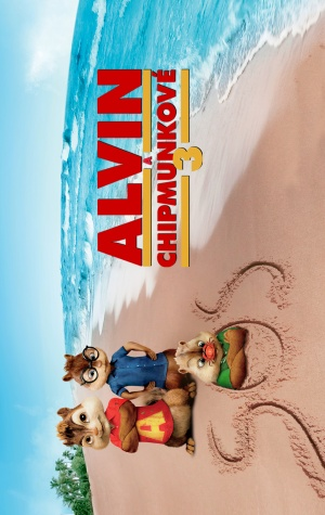 Alvin and the Chipmunks: Chipwrecked 1400x2216