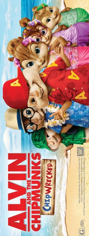 Alvin and the Chipmunks: Chipwrecked 825x2181