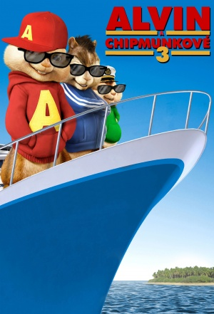 Alvin and the Chipmunks: Chipwrecked 3400x5000