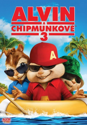 Alvin and the Chipmunks: Chipwrecked 1461x2100