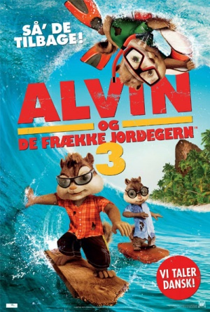 Alvin and the Chipmunks: Chipwrecked 400x594
