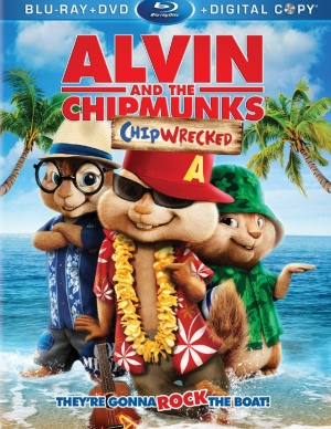 Alvin and the Chipmunks: Chipwrecked 1547x2001