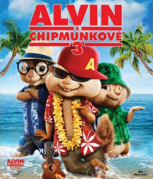 Alvin and the Chipmunks: Chipwrecked 1534x1800